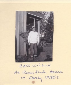 "Cass Wilson, Renovated ""Hartwick' home in Banks Oregon"