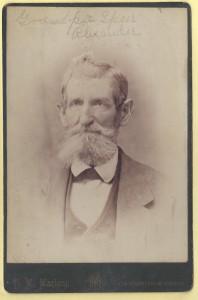 Alexander Scott Speer\ 1811-1892